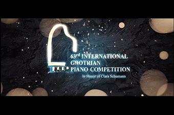 第63屆 Grotrian 鋼琴國際比賽