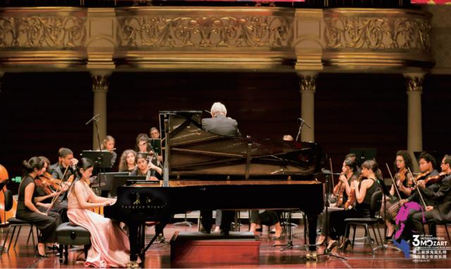 「第三屆珠海莫札特國際青少年音樂週」 長江鋼琴助力國際選手鋼琴C組摘冠
