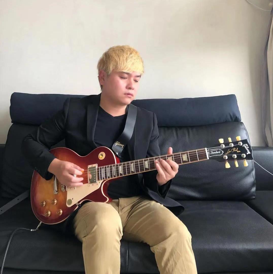 Gibson藝人專訪:香港資深音樂人兼結他手韋忠信
