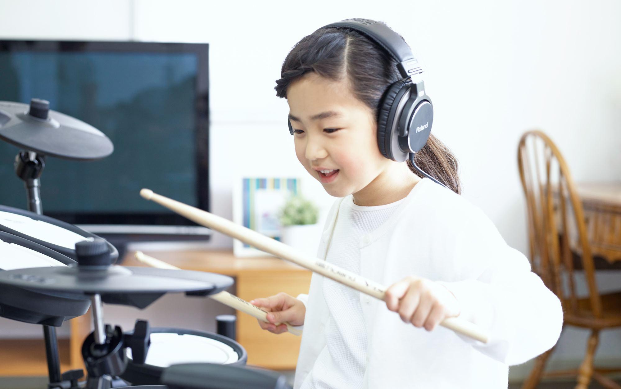 學樂器對兒童有什麼幫助?