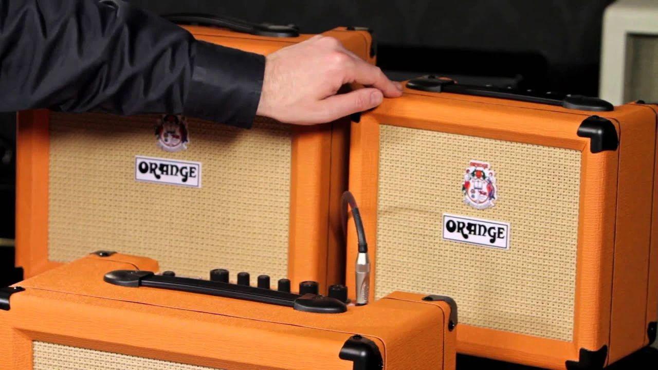 Orange Crush音箱Amplifier系列指南