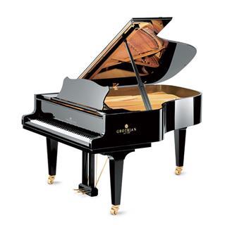 GROTRIAN CABINET 192 三角鋼琴