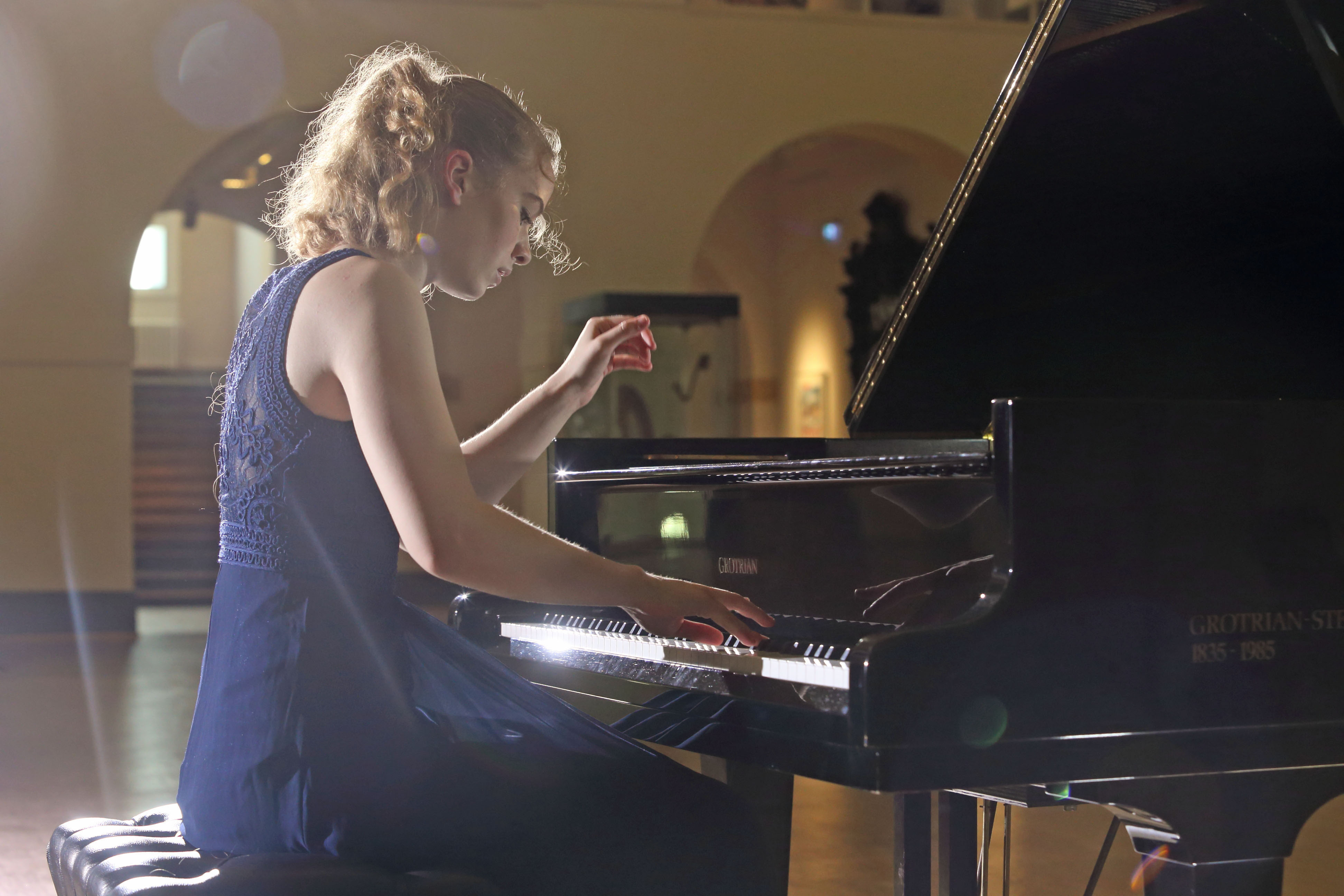 Grotrian 鋼琴品牌故事