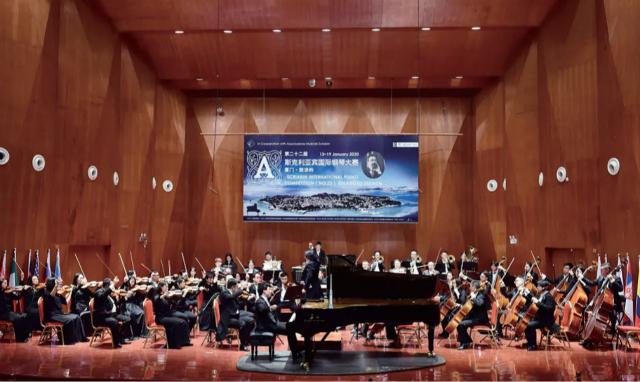 「第二十二屆斯克利亞賓國際鋼琴大賽」落幕 ──長江鋼琴陪伴國際選手再攀藝術高峰